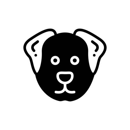 Icon for dog ,animals