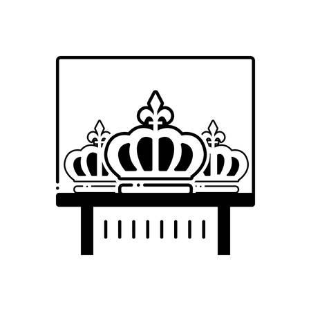 Crown exhibit icon