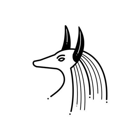 Egyptian icon