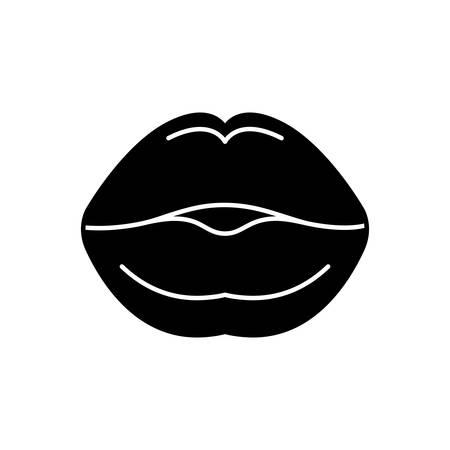 Lip icon