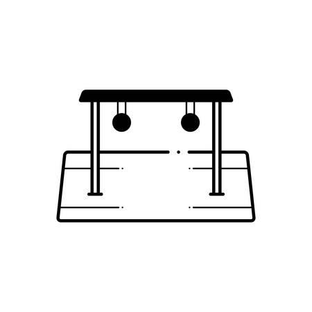 Monkey bar icon