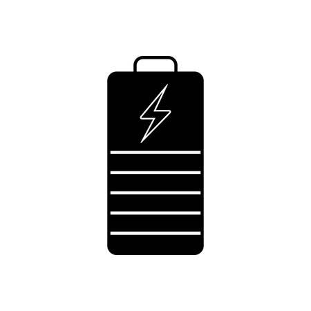 Battery indicator icon Ilustrace