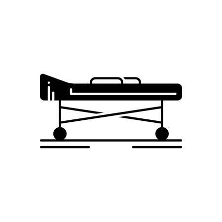 Stretcher icon 向量圖像