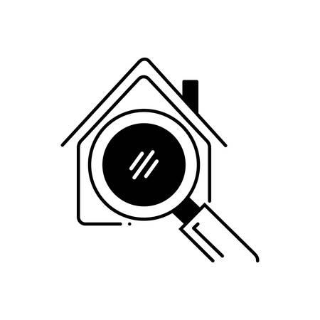 Home search icon