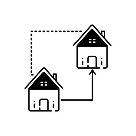Home replace icon
