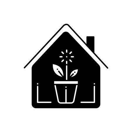 Indoor plants icon