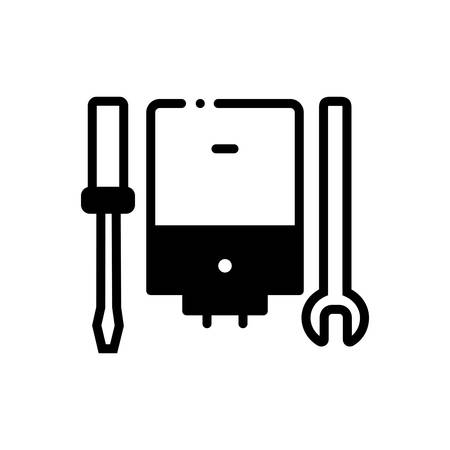 Icon for geyser,service