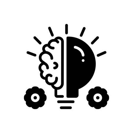 Idea icon Ilustração