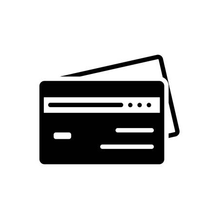 Icon for credit,cards 向量圖像