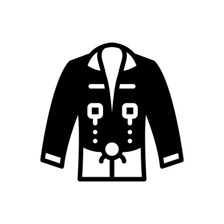 Icon for outerwear, apparel
