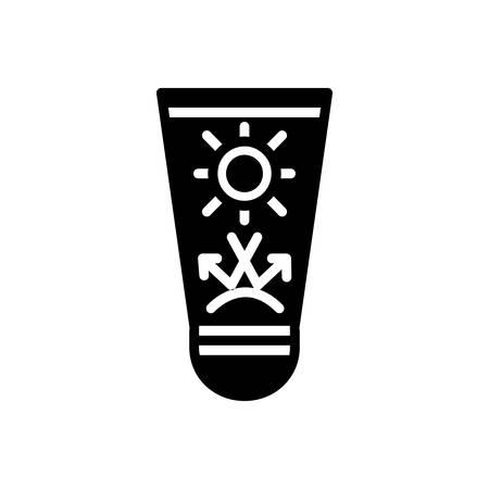 Icon for sun,protection Stock Vector - 136974955