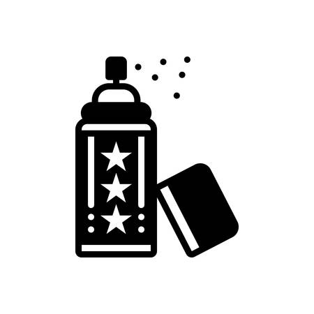 Icon for  deodorant,spray Ilustrace