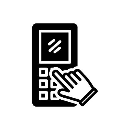 Icon for dial,pad