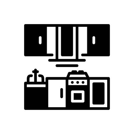 Icon for kitchen,cooking Standard-Bild - 135500250