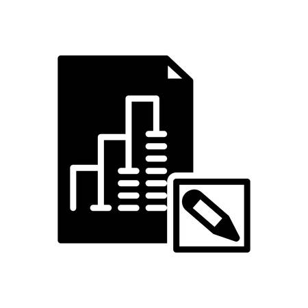 Icon for report,editor