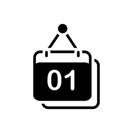 Icon for calendar,reminder Ilustrace