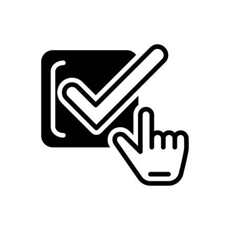 Icon for check,box Çizim