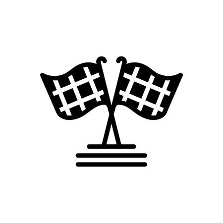 Icon for race,flag