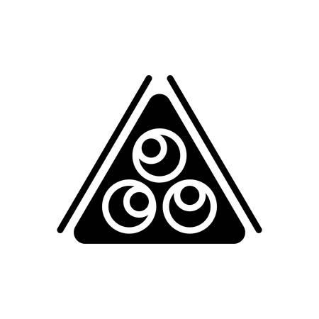 Icon for snooker,billiards