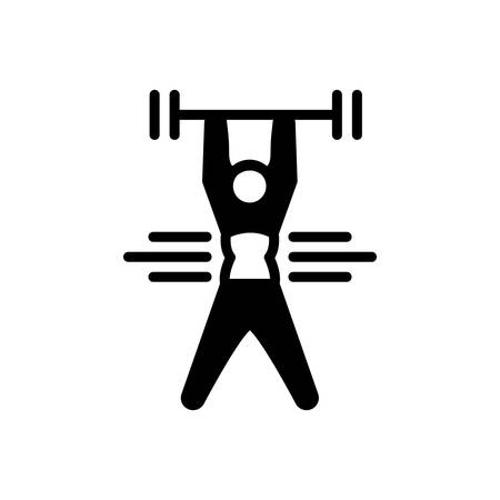 Icon for exercise,fitness