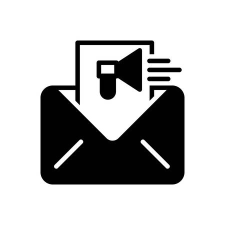 Icon for email,marketing 矢量图像