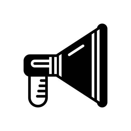 Icon for promotion,loudspeaker