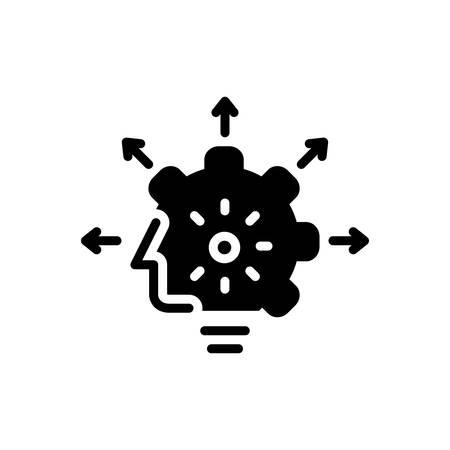 Icon for capabilities,capacitation