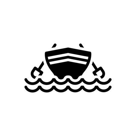 Icon for Boat,marine Ilustrace