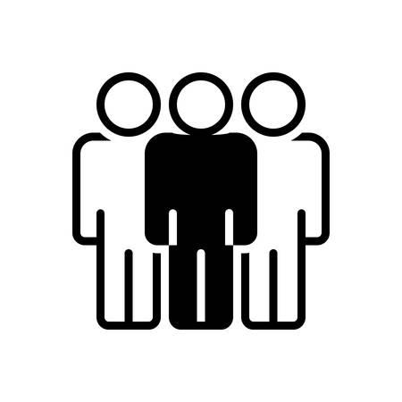 Icon for accompaniment, company