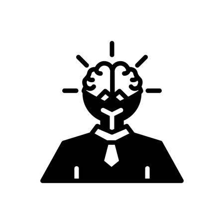 Icon for smart,ideas 向量圖像