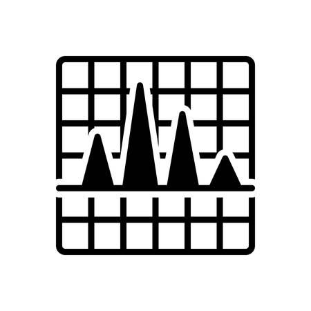 Icon for chromatography,chromatograpy