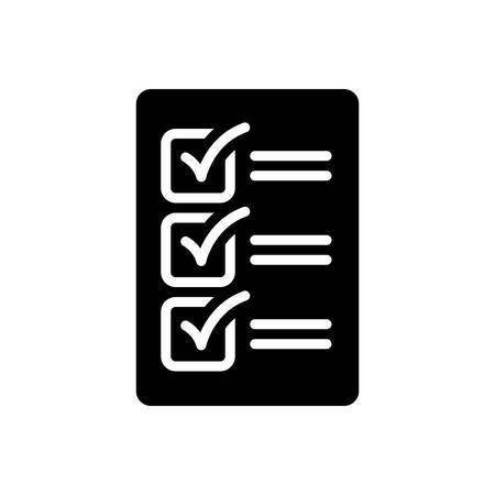 Icon for compulsory,mandatory Illusztráció