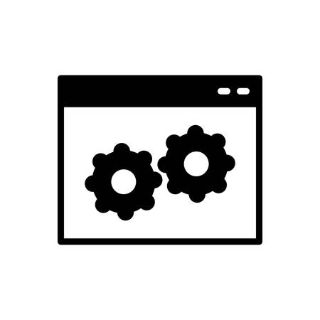 Icon for custom,software 写真素材 - 136438679
