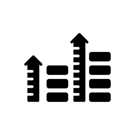 Icon for level,scale
