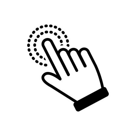Icon for hand,cursor