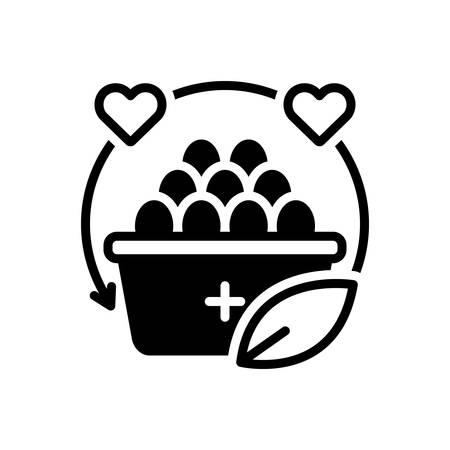 Icon for Nutrition,diet Ilustração