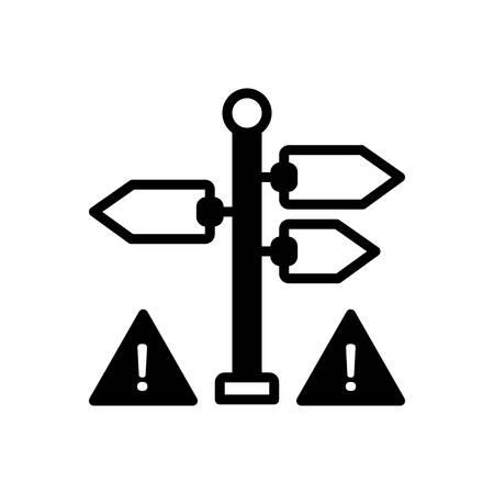 Icona per segno, indicazione