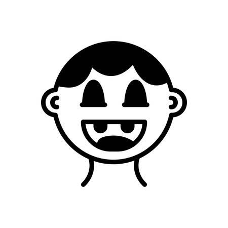 Icon for Kids,children Illustration