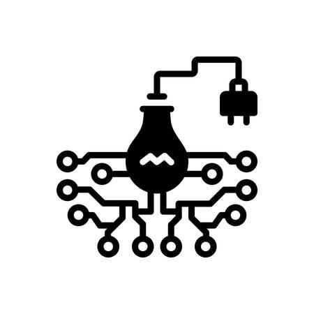 Icon for Electronic,technology Çizim