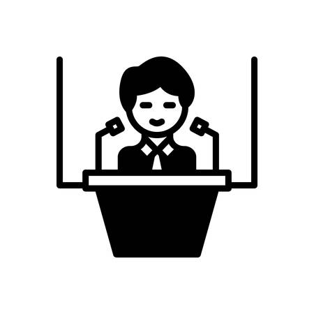 Icon for Conference,convention