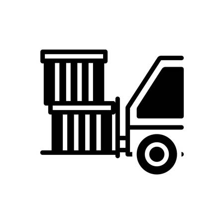 Icon for Goods,cargo