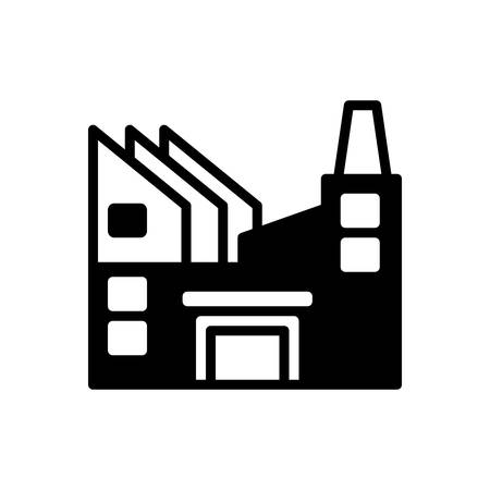 Icon for Industry,factory 向量圖像