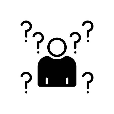 Icon for Whois,unfamiliar Foto de archivo - 137080214