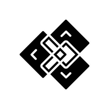 Icon for ameritrade,logo Ilustracja