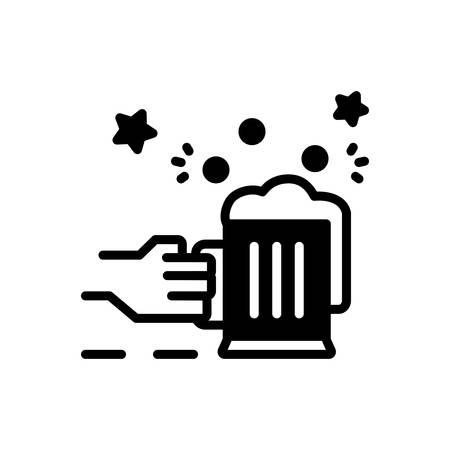 Icon for allegro,Enthusiastic