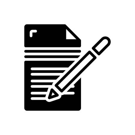 Icon for Writing,editors