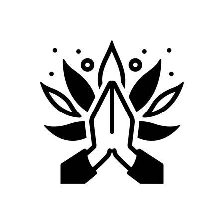 Icon for aura,pray