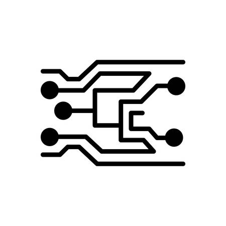 Icon for electronics,technology