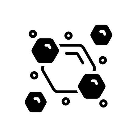 Icon for consist,combine Vectores