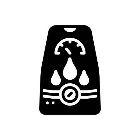 Icon for dehumidification,dehumidifiers